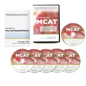 mcat full audio program